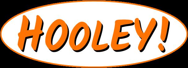 Hooley! Logo