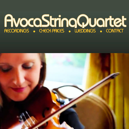 Avoca String Quartet – National Lottery
